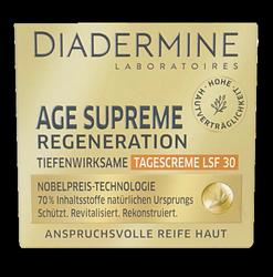 Diadermine Age Supreme Regeneration Tiefenwirksame Tagescreme krem na dzień skóra dojrzała