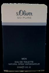 s.Oliver So Pure Men Eau de Toilette woda toaletowa dla mężczyzn