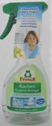 Frosch Küchen Hygienereiniger środek, spray do czyszczenia lodówek, mikfofalówek, blatów kuchennych
