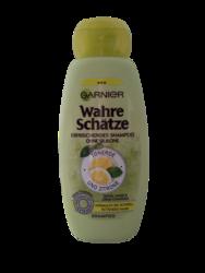 Garnier Wahre Schätze Tonerde&Zitrone Shampoo szampon cytryna i biała glinka