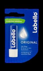 Labello Lippenpflege Original intensywnie nawilżająca pomadka do ust pantenol, masło Shea