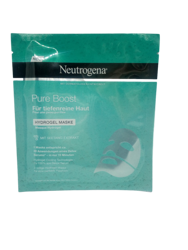 Neutrogena Hydro Boost Hydro Gel Maske Hydrożelowa maseczka do twarzy wodorosty