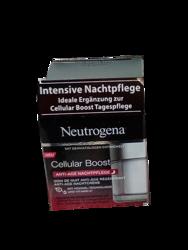 Neutrogena Nachtpflege Cellular Boost Anti Age krem na noc cera dojrzała