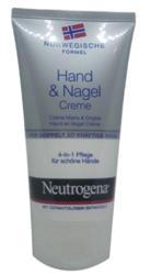 Neutrogena Norwegische Formel Hand & Nagel Creme krem do rąk i paznokci