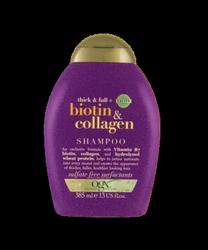 Ogx Shampoo Thick&Full Biotin & Collagen szampon do włosów biotyna i kolagen