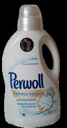 Perwoll Flüssigwaschmittel renew Advanced Weiß & Faser płyn do prania białych tkanin