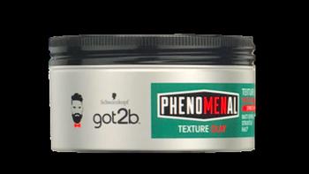 Schwarzkopf got2b Texture Clay mann-O-mann Halt 5 klej do stylizacji włosów poziom utrwalenia 5