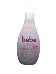 bebe Cremedusche Soft Shower Cream żel pod prysznic