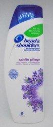 head & shoulders Anti-Schuppen Shampoo sanfte Pflege przeciwłupieżowy szampon lawenda