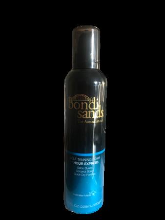 Bondi Sands Selbstbräuner Schaum express ekspresowa samoopalająca pianka do ciała