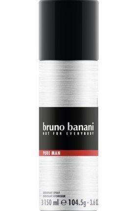 Bruno Banani Pure Men dezodorant