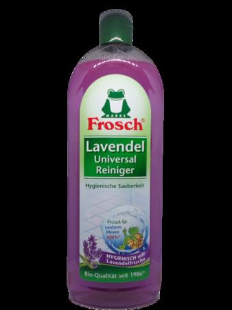 Frosch Allzweckreiniger Lavendel uniwersalny płyn do czyszczenia o zapachu lawendy