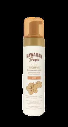 Hawaiian Tropic Selbstbräuner Schaum dark samoopalająca pianka do ciała