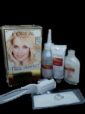 Loreal Paris Age Perfect Sehr Hell Strahlendes Blond farba do włosów nr 10.13