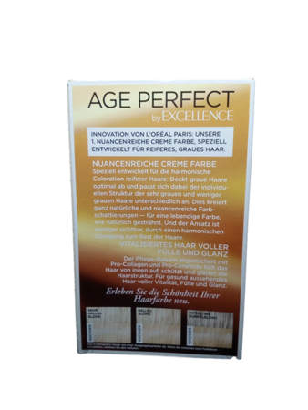 Loreal Paris Age Perfect Sehr Hell Strahlendes Blond farba do włosów nr 10.13