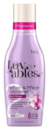 Perwoll Lovables Parfüm- & Pflege-Conditioner Cashmere Kiss