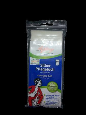 Poliboy Silber Pfegetuch tkanina do pielęgnacji srebra