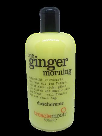 treaclemoon one ginger morning Duschcremes krem pod prysznic imbir