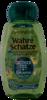 Garnier Wahre Schätze Vitalisierende Shampoo Grüner Tee&5 Pflanzen szampon do włosów zielona herbata