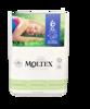 Moltex Windeln nature no.1 Größe 6 XL, 16-30kg, 21 szt.. ekologiczne pieluchy jendorazowe dla dzieci