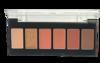 NYX PROFESSIONAL MAKEUP Lidschatten Ultimate Shadow Palette Mini Warm Neutrals  01 paleata cieni